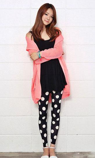 秋季穿什么裤子 打底裤裙搭配时髦又流行
